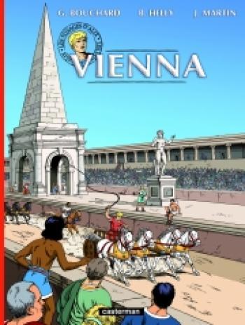 Couverture de l'album Les Voyages d'Alix - 32. Vienna