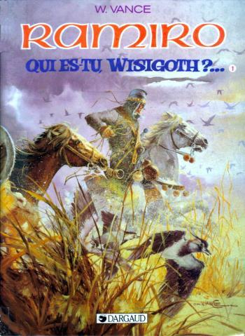 Couverture de l'album Ramiro - 9. Qui es-tu, Wisigoth ?