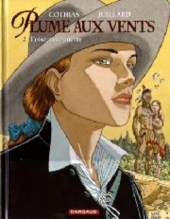 Couverture de l'album Plume aux vents (Les 7 Vies de l'Épervier - Deuxième Époque) - 2. L'oiseau-tonnerre
