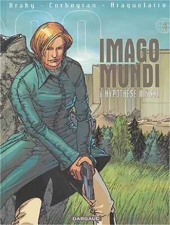 Couverture de l'album Imago Mundi - 4. L'Hypothèse Ulysse
