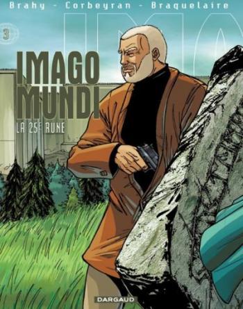 Couverture de l'album Imago Mundi - 3. La 25e Rune
