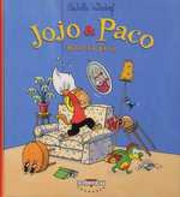 Couverture de l'album Jojo et Paco - 1. Jojo et Paco font la java