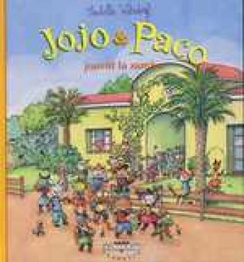 Couverture de l'album Jojo et Paco - 10. Jojo et Paco jouent la samba