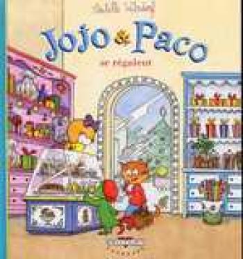 Couverture de l'album Jojo et Paco - 12. Jojo et Paco se régalent