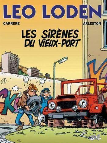 Couverture de l'album Léo Loden - 2. Les Sirènes du Vieux Port
