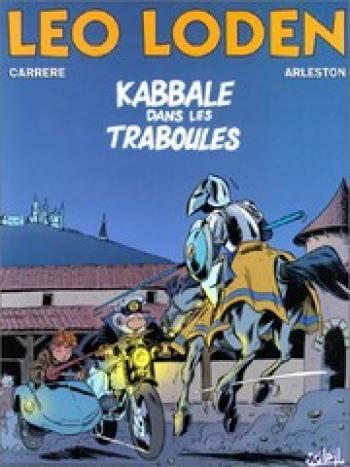 Couverture de l'album Léo Loden - 5. Kabbale dans les Traboules