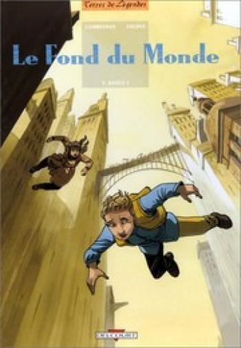 Couverture de l'album Le fond du monde - 3. Basile F
