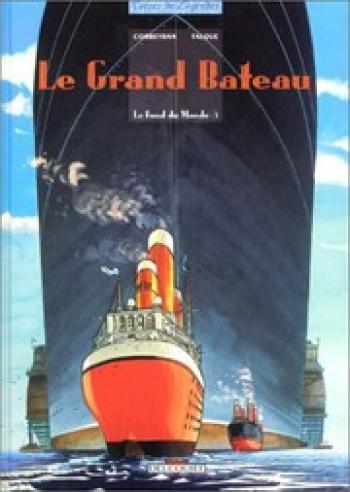 Couverture de l'album Le fond du monde - 5. Le grand bateau