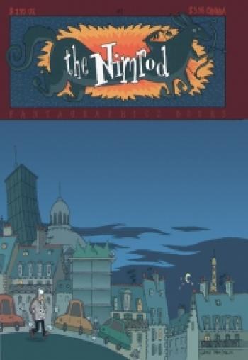 Couverture de l'album The nimrod - 1. Tome 1