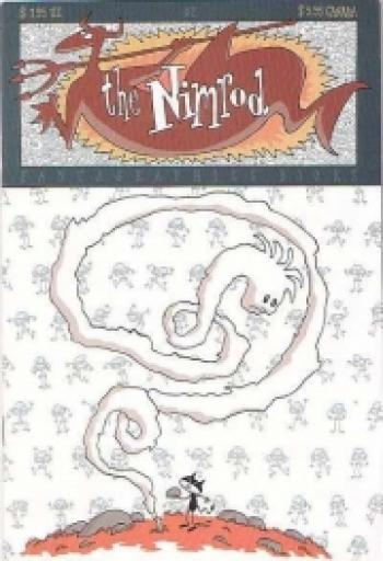 Couverture de l'album The nimrod - 2. Tome 2