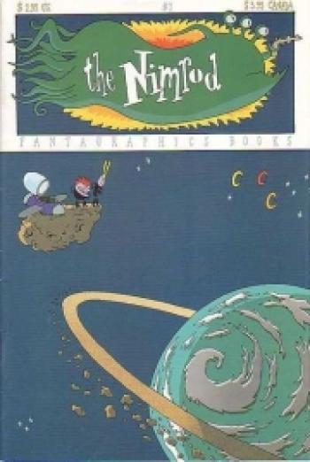 Couverture de l'album The nimrod - 3. Tome 3