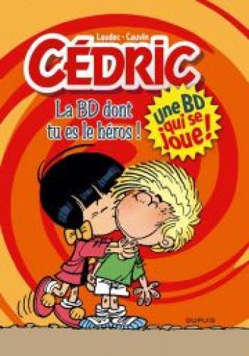 Couverture de l'album Cédric - HS. La bd dont tu es le héros!