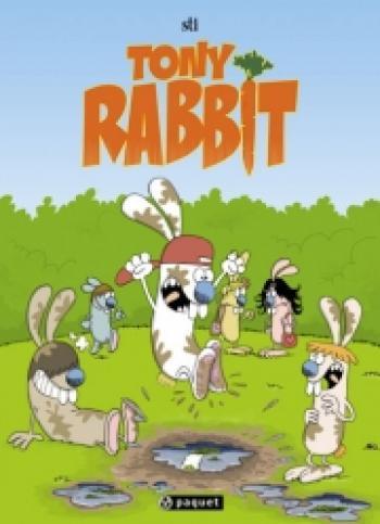 Couverture de l'album Les Rabbit - 1. Carotte power
