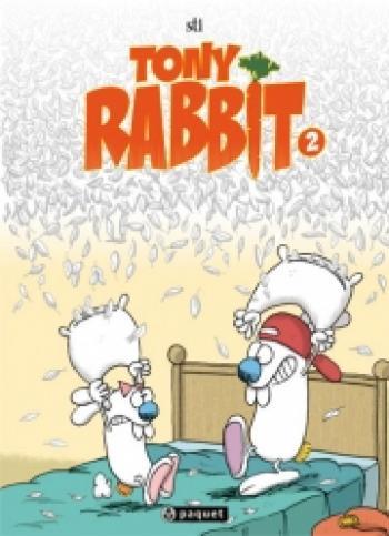 Couverture de l'album Les Rabbit - 2. Le coup du lapin