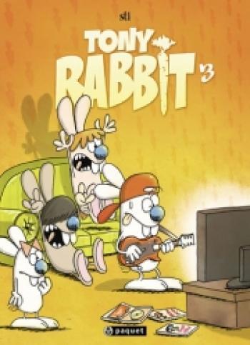 Couverture de l'album Les Rabbit - 3. Show lapin