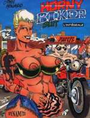 Couverture de l'album Horny Biker Slut - 1. Tome 1