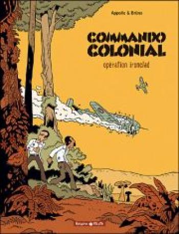 Couverture de l'album Commando colonial - 1. Opération Ironclad