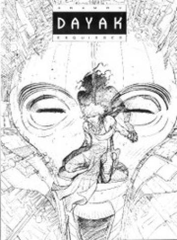 Couverture de l'album Dayak - HS. Esquisses