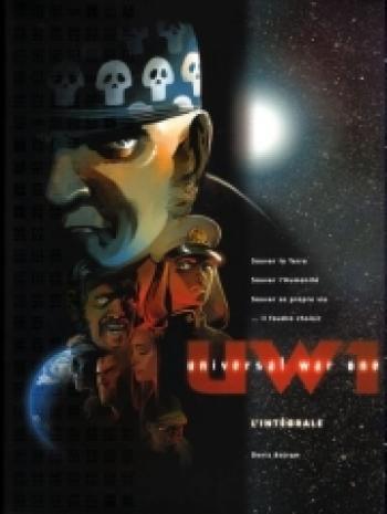 Couverture de l'album Universal War One - INT. Intégrale Universal war one