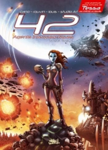 Couverture de l'album 42 Agents intergalactiques - 3. Shaÿn