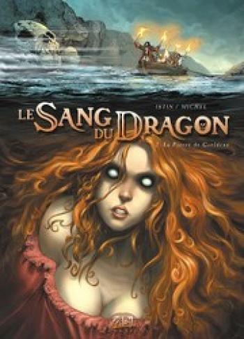 Couverture de l'album Le Sang du dragon - 2. La Pierre de Gaëldenn