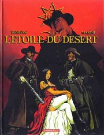 Couverture de l'album L'Étoile du désert - INT. L' Étoile du désert - Intégrale
