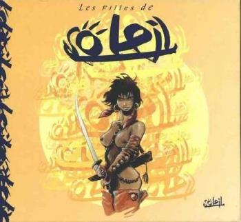 Couverture de l'album Les Filles de Soleil - 1. Tome 1