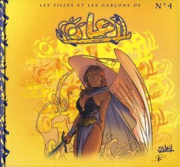 Couverture de l'album Les Filles de Soleil - 4. Les filles de Soleil