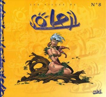 Couverture de l'album Les Filles de Soleil - 8. Tome 8