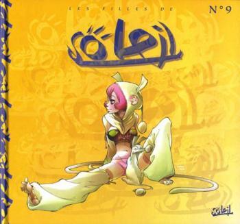 Couverture de l'album Les Filles de Soleil - 9. Tome 9
