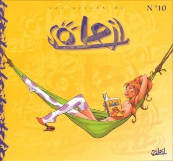 Couverture de l'album Les Filles de Soleil - 10. Tome 10