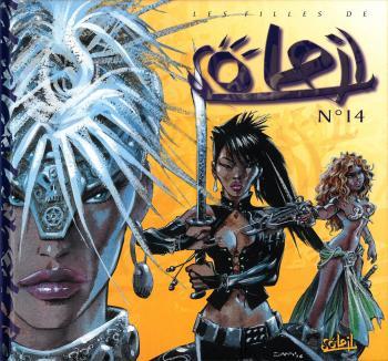 Couverture de l'album Les Filles de Soleil - 14. Tome 14