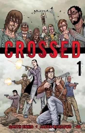 Couverture de l'album Crossed - 1. Crossed
