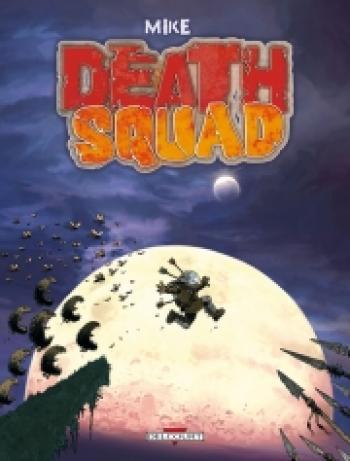 Couverture de l'album Death squad (One-shot)