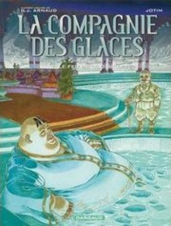 Couverture de l'album La Compagnie des glaces - 15. Le feu de la discorde (cycle La compagnie de la banquise)