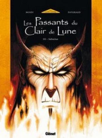 Couverture de l'album Les passants du clair de lune - 3. Sabazius