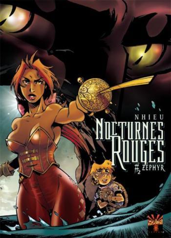 Couverture de l'album Nocturnes Rouges - 2. Zéphyr