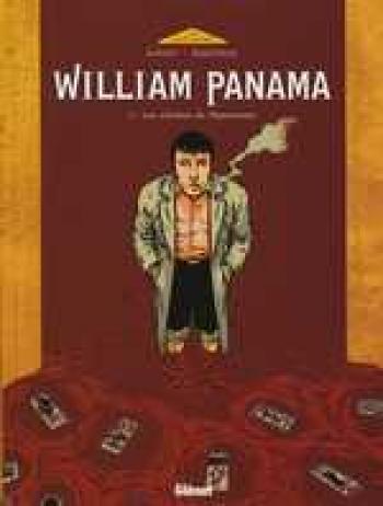 Couverture de l'album William Panama - 1. Les cloches de Watertown