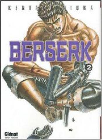 Couverture de l'album Berserk - 2. Tome 2