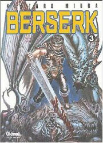Couverture de l'album Berserk - 3. Tome 3