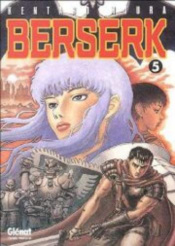 Couverture de l'album Berserk - 5. Tome 5