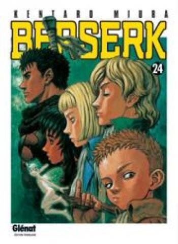 Couverture de l'album Berserk - 24. Tome 24