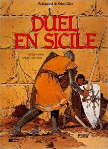 Couverture de l'album Duel en Sicile (One-shot)