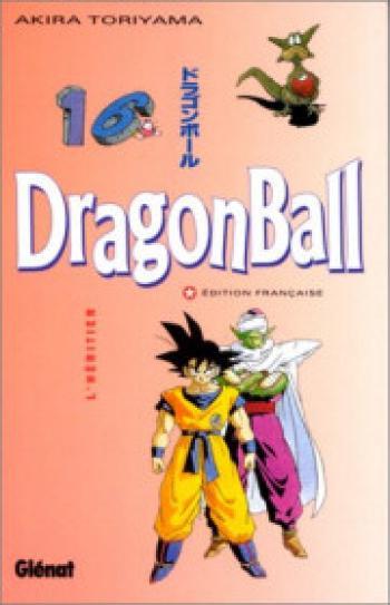 Couverture de l'album Dragon Ball - 16. L'héritier