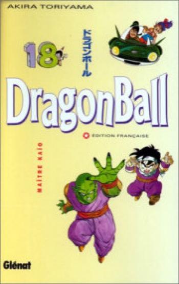 Couverture de l'album Dragon Ball - 18. Maitre Kaïo