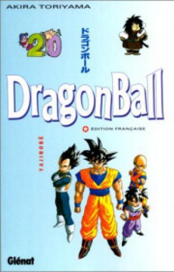 Couverture de l'album Dragon Ball - 20. Yajirobé