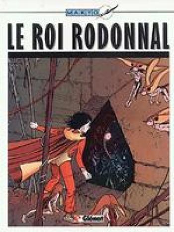Couverture de l'album Le roi Rodonnal (One-shot)