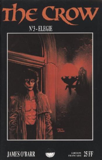 Couverture de l'album The Crow - 3. Elégie