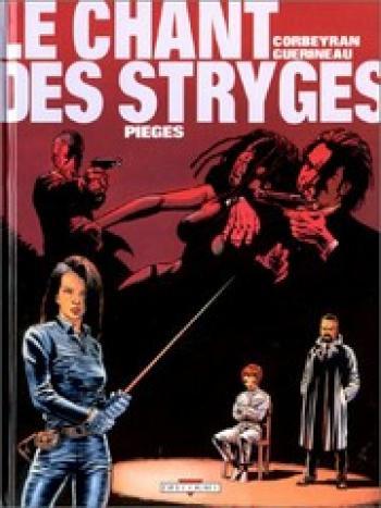 Couverture de l'album Le Chant des Stryges - 2. Pièges