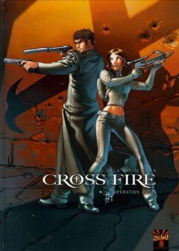 Couverture de l'album Cross Fire - 1. Opération Judas
